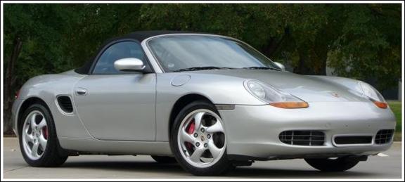 Porsche convertible tops