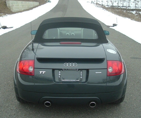 Audi tt tdi roadster for sale 12