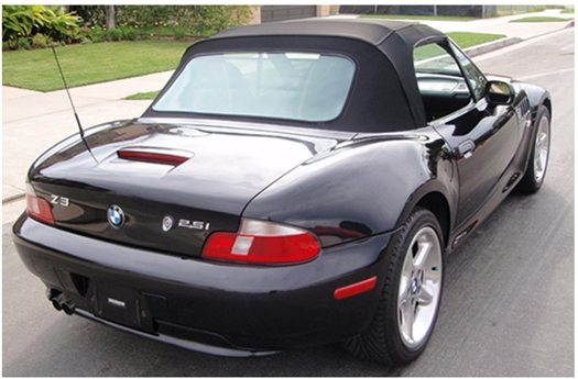 1996 02 Bmw Z3 Amp M Roadster Convertible Tops And