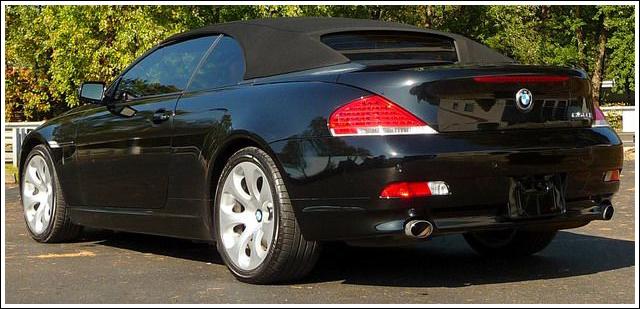 BMW I Ci I Ci M E Convertible - 2005 bmw 645ci convertible price