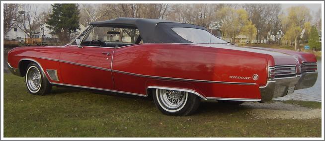 1968 Buick Wildcat Convertible