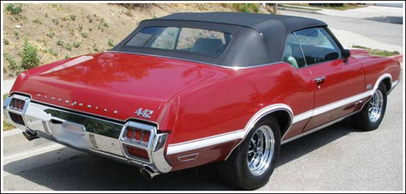 1968 72 Oldsmobile Cutlass Supreme 442 Amp F 85