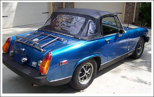 1970-80 MG Midget MK IV Convertible Tops and Convertible ...