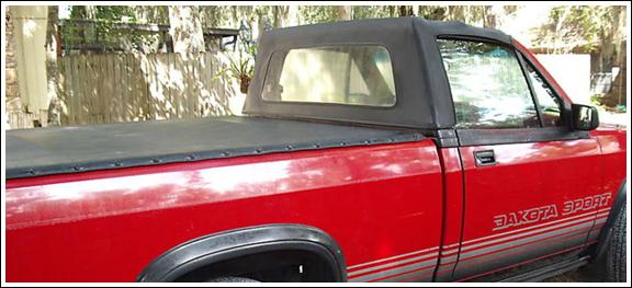 Xxdakota on 1989 Dodge Dakota