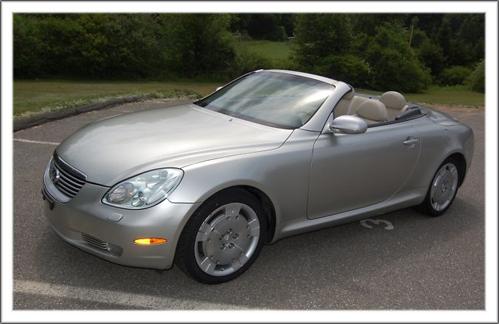 2002 09 lexus sc430 convertible tops and convertible top parts. Black Bedroom Furniture Sets. Home Design Ideas