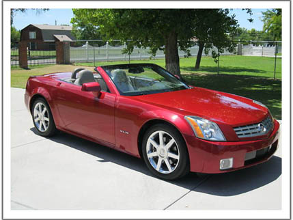 2004 09 cadillac xlr convertible tops and convertible top parts rh convertibletopguys com 2 Door Cadillac XLR Cadillac XLR V Roadster