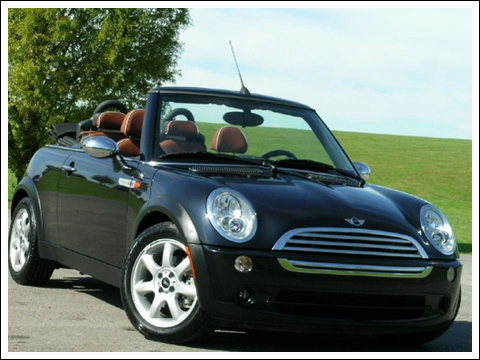 Mini Cooper And Type S 2004 2008 Convertible Top Parts