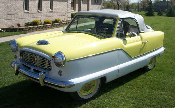 Image result for Nash Metropolitan Parts