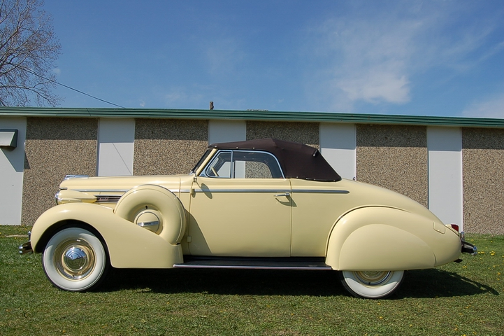 Buick 46c Phaeton 1937 38 Convertible Top And Parts