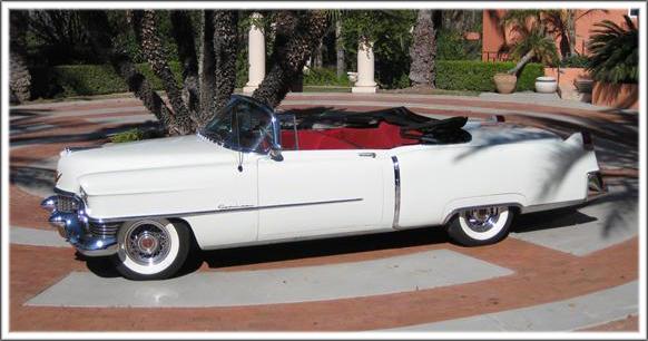 1954-56 Cadillac Eldorado & Series 62 Convertible Tops and ...