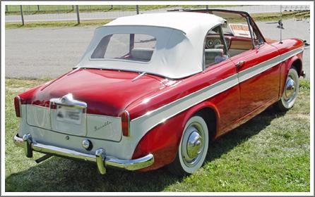 Singer Gazelle 1958-61