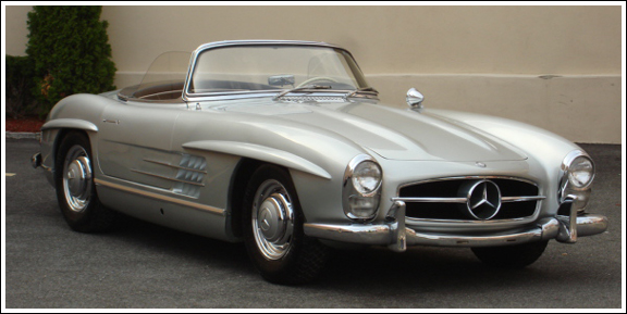 1958 63 mercedes benz 300sl roadster convertible tops and