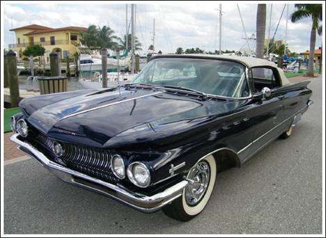 Buick Parts Long Island >> 1959 60 Buick Lesabre Pontiac Parisienne Convertible Tops And