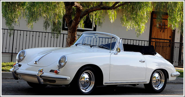 1960-62 Porsche 356B Roadster (Low Bow) Convertible Tops and ...