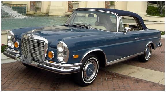 1961 71 Mercedes Benz 220seb 250se 280se Amp 300se 111