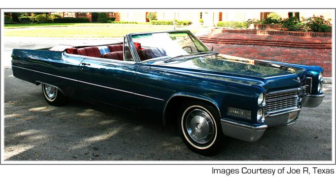 1965 70 Cadillac Coupe De Ville Eldorado Convertible Tops And