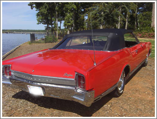 1965 70 Oldsmobile Starfire Convertible Tops And