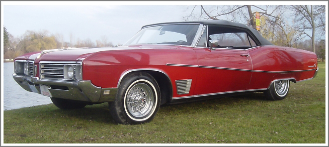 1965 70 Buick Wildcat Convertible Tops And Top Parts