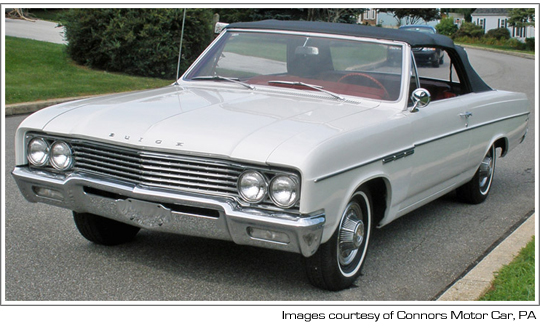1964 Buick Special Convertible Buick Special 1964-65