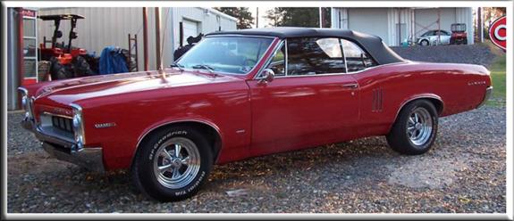 Pontiac Lemans 1966. Pontiac LeMans Key Features: