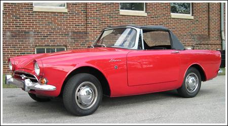 1966 68 Sunbeam Alpine Mark V And Tiger Mk Ia Mkii