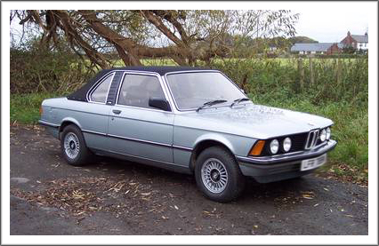 197782 BMW Baur 316318320i323i Convertible Tops and