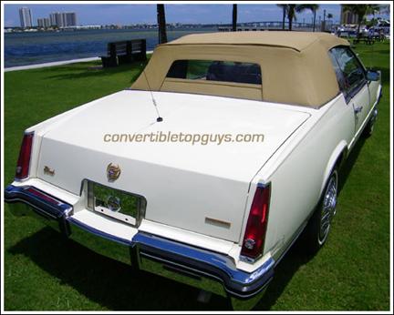 1982 1985 Oldsmobile Toronado H Amp E Conversion Convertible