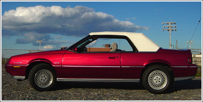 1983 87 pontiac sunbird 2000 asc convertible tops and rh convertibletopguys com 87 Sunbird Fast 87 Sunbird Fast