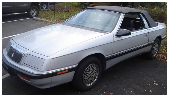 1992 Chrysler LeBaron Convertible V6 All Original w/ 84k ... |1996 Lebaron Convertible