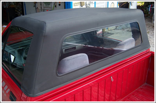 1989 91 Dodge Dakota Pickup Convertible Tops And