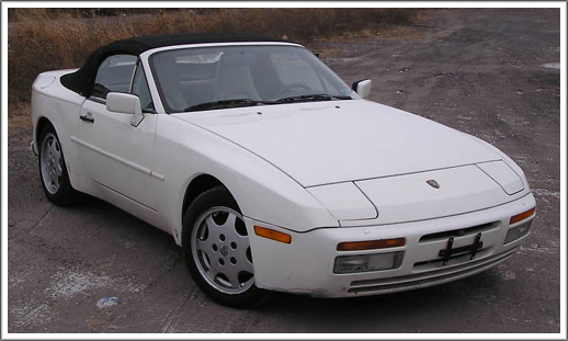 Porsche 944 Parts >> 1990 95 Porsche 944 Convertible Tops And Convertible Top Parts