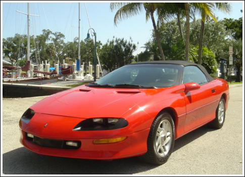 1994 02 Chevrolet Camaro Factory Style Two Piece