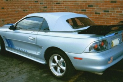Ford Mustang 1994 2004 Convertible Top And Parts