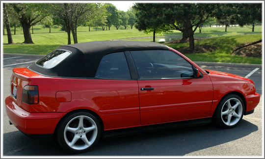 1995 early 2001 volkswagen cabrio golf iii convertible. Black Bedroom Furniture Sets. Home Design Ideas