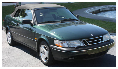 1996 98 saab 900s 900se convertible tops and convertible. Black Bedroom Furniture Sets. Home Design Ideas