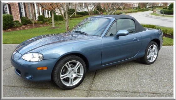 1999 05 Mazda Miata And Mx5 Shinsen Factory Style
