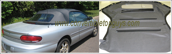 Chrysler Sebring Cabriolet Convertible Hood Repair Set Repair Set