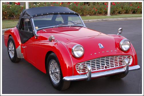1957 61 triumph tr3 tr3a convertible tops and convertible top parts. Black Bedroom Furniture Sets. Home Design Ideas