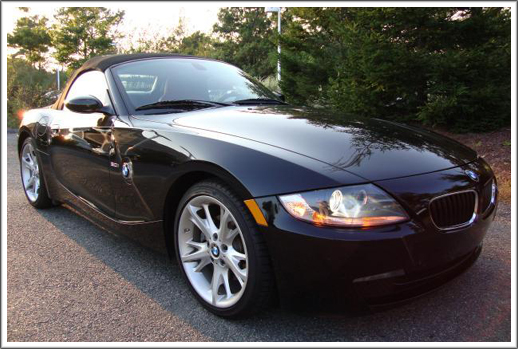 2003 2008 Bmw Z4 Amp M Roadster Convertible Tops And
