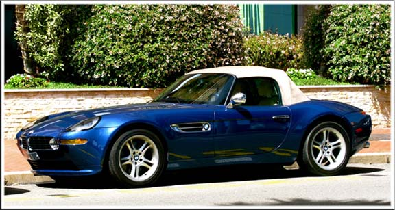 2000 02 Bmw Z8 Convertible Tops And Convertible Top Parts