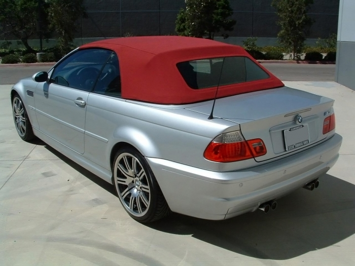 2000 08 Bmw 3 Series Convertible Tops And Convertible Top