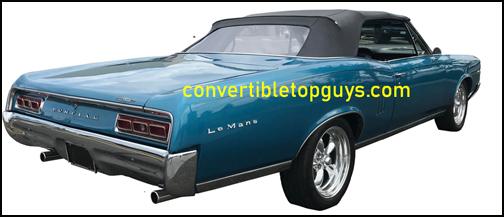 1964-1967 Oldsmobile Cutlass /& 442 Convertible Top Hose Set Complete