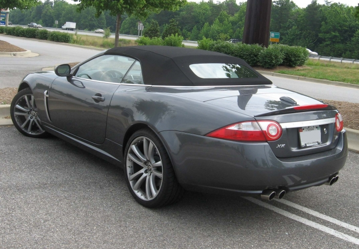 Jaguar XK U0026 XKR Key Features: Quality: Made To Jaguar Specs, 100% Fit  Guarantee. Original Configuration: Factory Style 1 Piece Jaguar Convertible  Top With ...