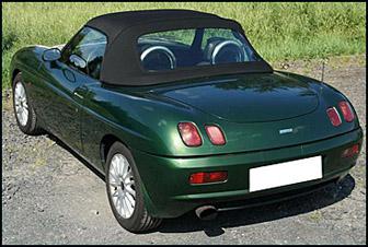 Ganzgarage Voyager Fiat Barchetta 1995-2005
