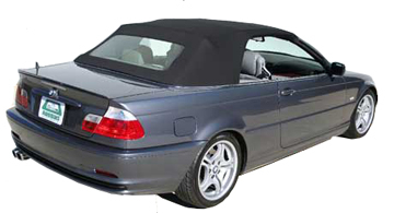 2000 08 Bmw 3 Series E46 Body Convertible Tops And