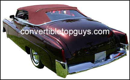 for Convertible Models Buick 1946-1946 Buick Hydro-Lectric Power System
