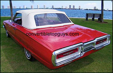 1964-66 Thunderbird Convert Top Cylinder-Used